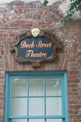A Night Out at America's Oldest Theatre: The Dock Street Theatre, Charleston, South Carolina | CosmosMariners.com