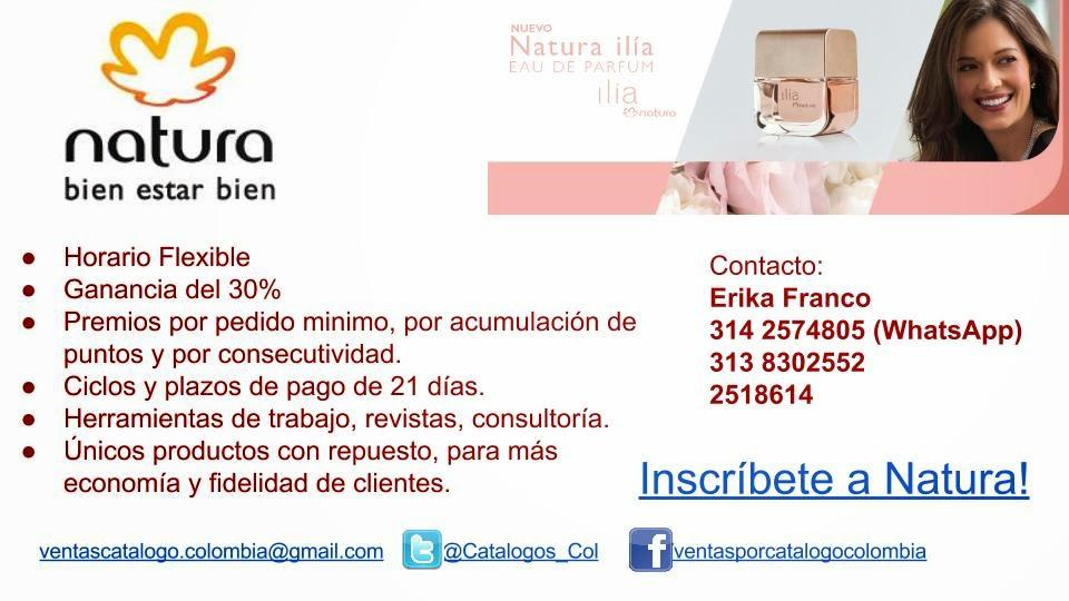 b4d2ce586 Ventas por Catálogo Colombia  Natura Venta por Catálogo Ciclo 5