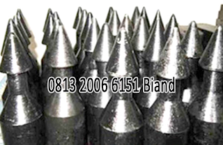 jual SpearHead Point spare part Mesin Bor