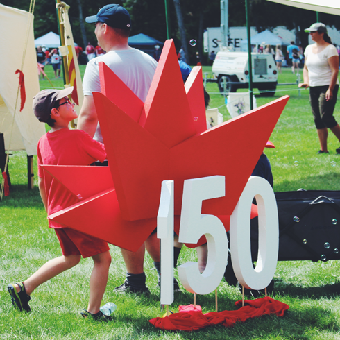 Canada Day Fireworks Medicine Hat Alberta 150