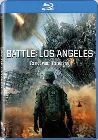 Battle Los Angeles 2011 BluRay 350MB Hindi Dual Audio 480p