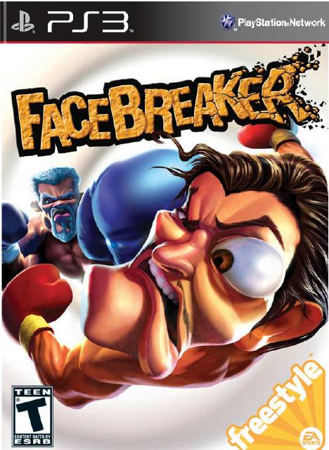 facebreaker para psp