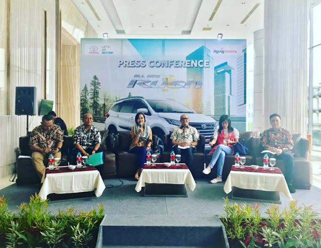 harga all new rush 2018 pekanbaru riau