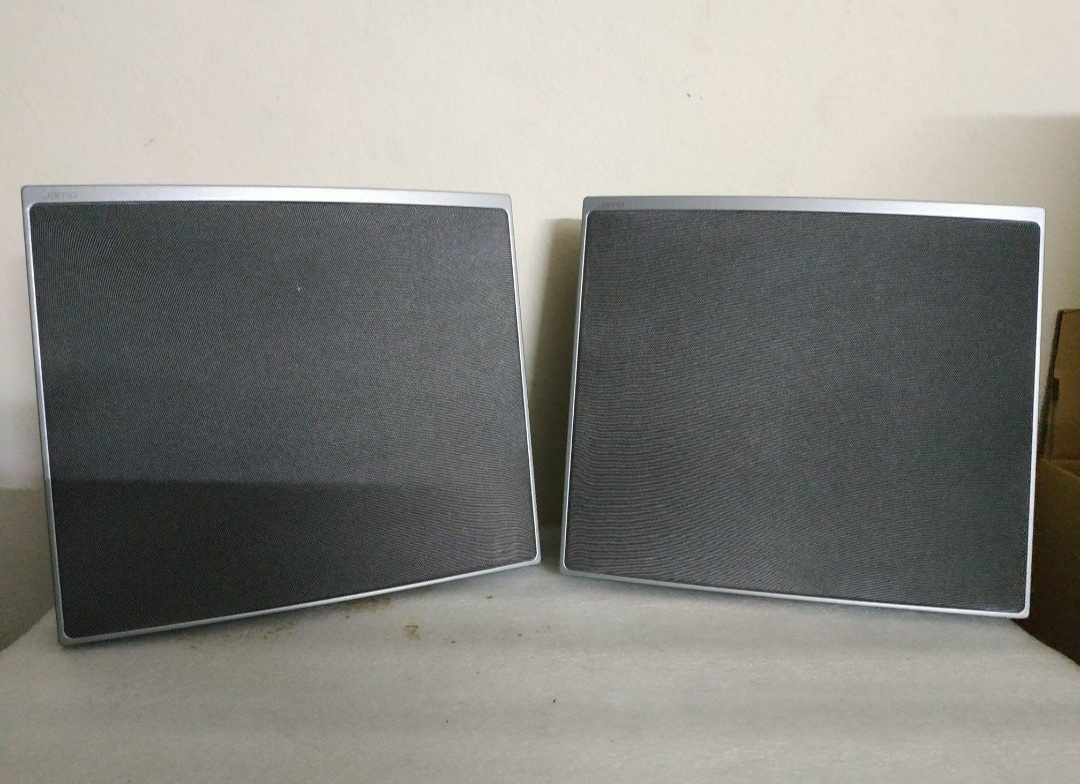 Jamo A500 flat speakers IMG_20190605_123126