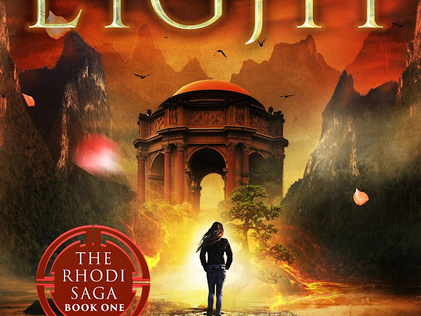Cover Reveal: Rhodi's Light by Megan Linski