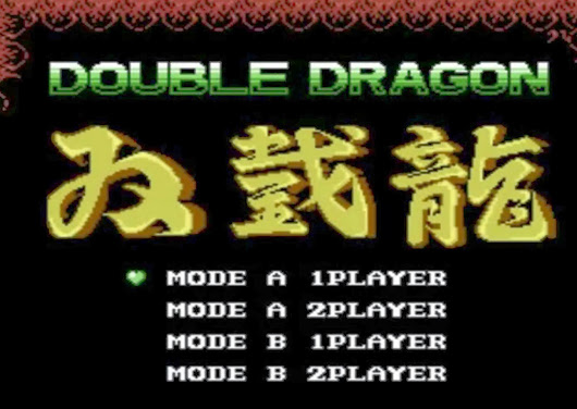 Double Dragon Review (3DS, Virtual Console)