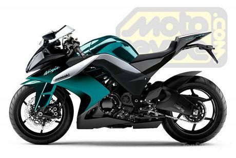 Bikes World 2011 Kawasaki Ninja Zx 6r