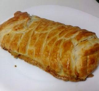La Receta: Trenza de calabacín, York y queso con mayonesa de la tía Tere