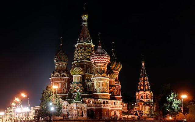 Moscow City - Beautifull City