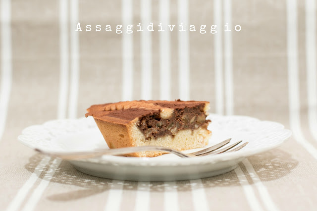 Pastiera al cioccolato di Iginio Massari