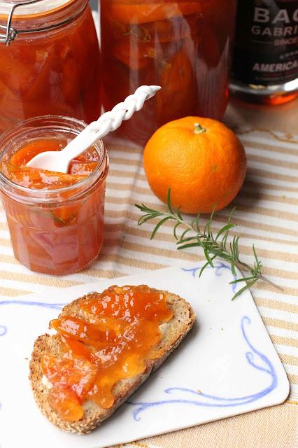 recette simple marmelade oranges de seville