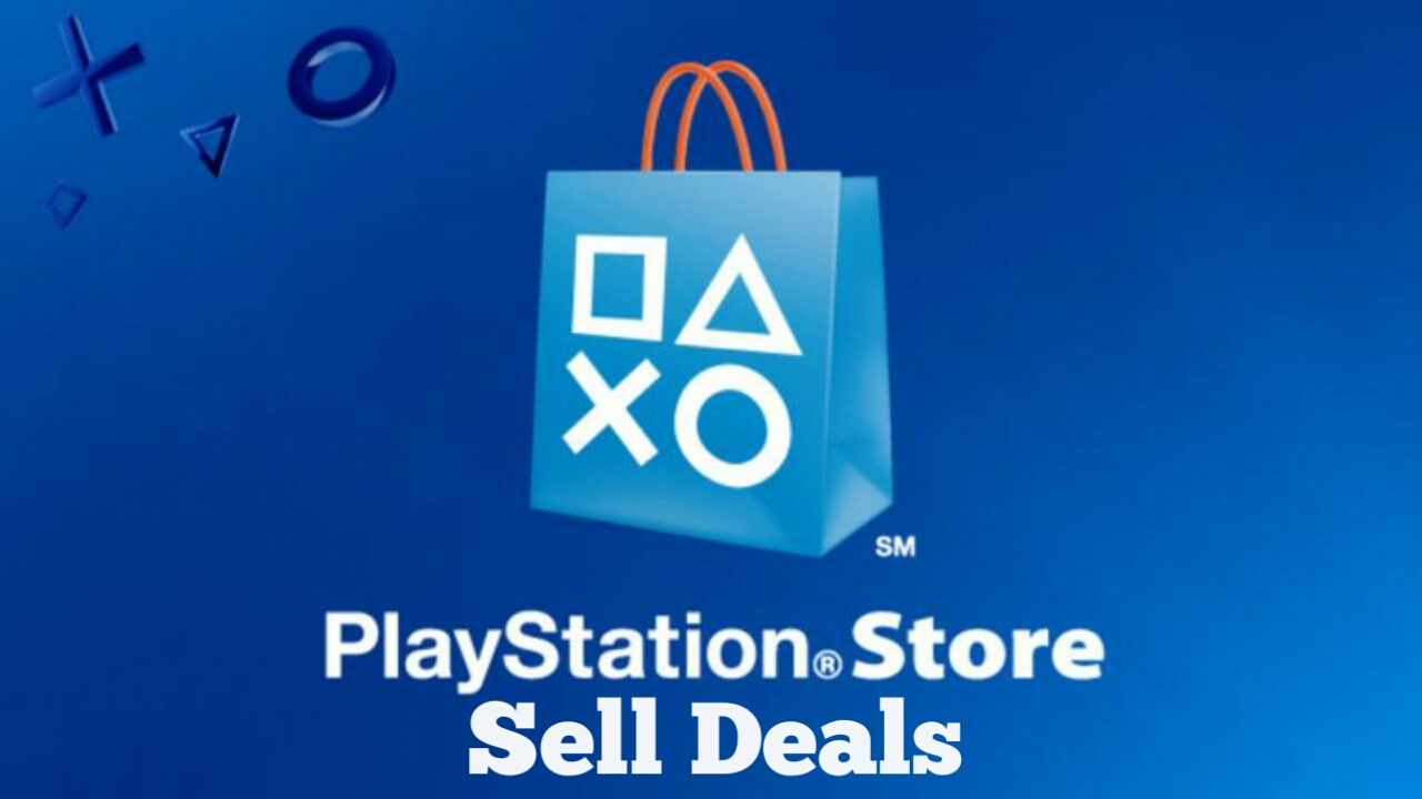 Na playstation store full black Friday sale deals list