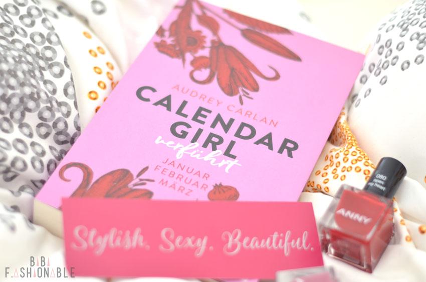 Calendar Girl verführt Cover