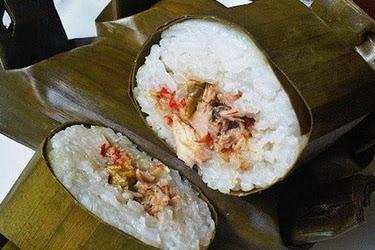 Resep Arem Arem Isi Daging Plus Sayuran Super Enak