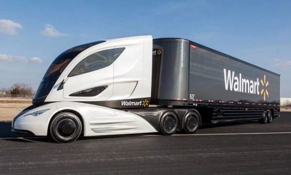 Inilah Tesla Semi, Truk Bertenaga Listrik Dengan Kemampuan Jelajah Mencapai 500 Mil