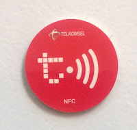 Alat NFC Telkomsel