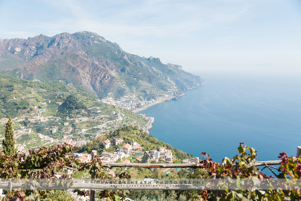 Mountain view from Ravello