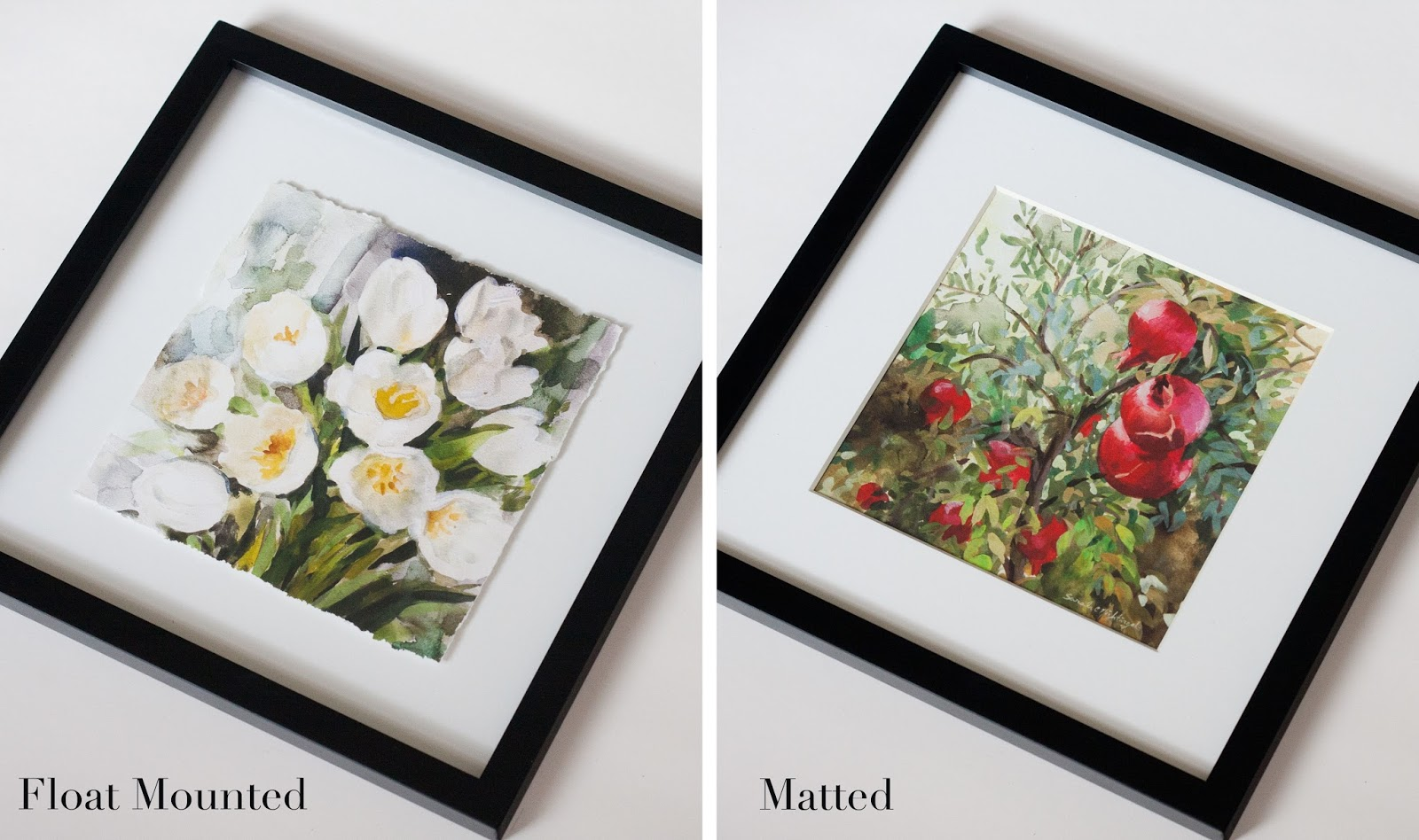 A Quick Guide To Framing - Sarah C. Nightingale - Fine Art ...