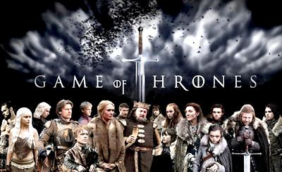 Game of Thrones adalah