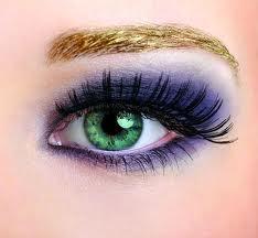 Machiaj în Funcţie De Culoarea Ochilorada Make Up Love For Beauty
