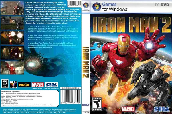 Iron man 1 game free download full version for pc.