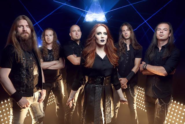 """Epica anuncia oito datas da """"THE ULTIMATE PRINCIPLE TOUR"""" no Brasil"""