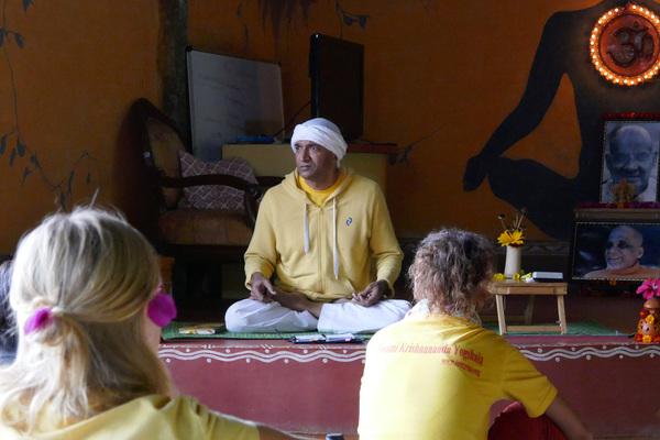 Prana Vidya Yoga Intensive Course at Inteyoga
