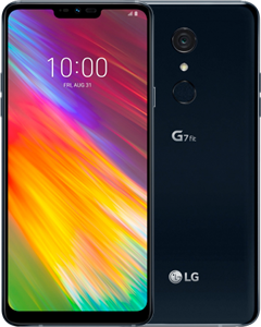 LG G7 Fit vs iPhone XS: Comparativa