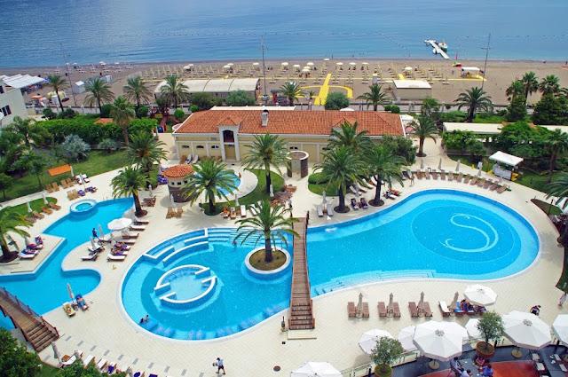 Hotel Splendid Budva Montenegro Swimming Pool