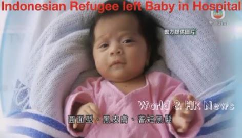 Bayi Berumur 1 Bulan Ditinggalkan Di Rumah Sakit Queen Elizabeth Oleh WNI Di Hong Kong
