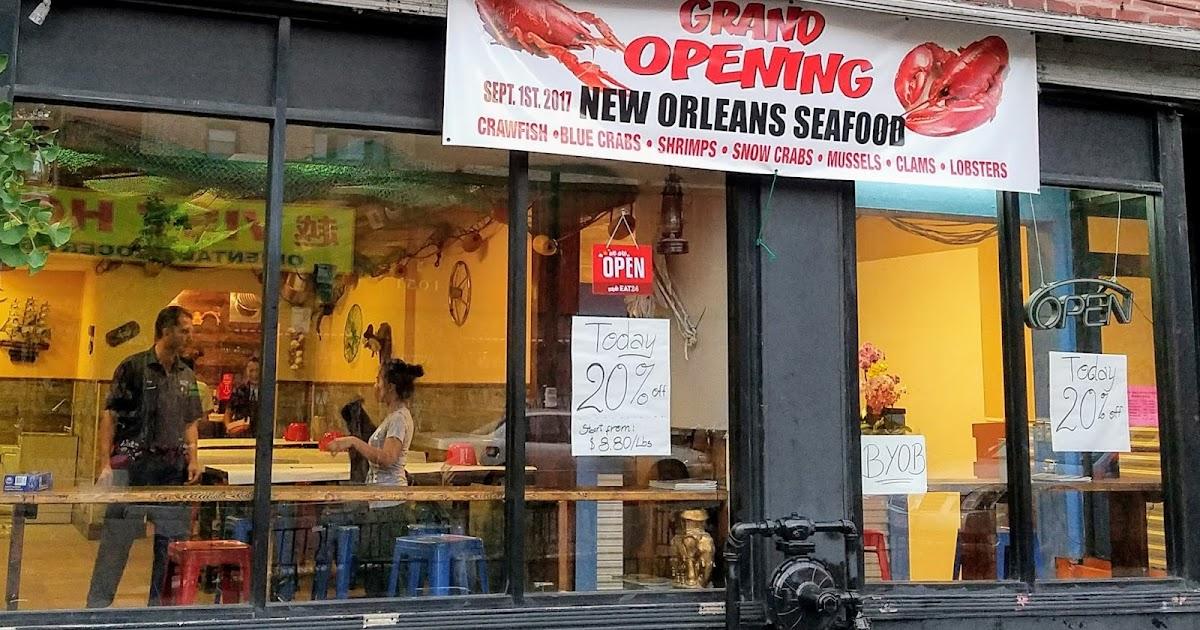 Louisiana Seafood Restaurant Week