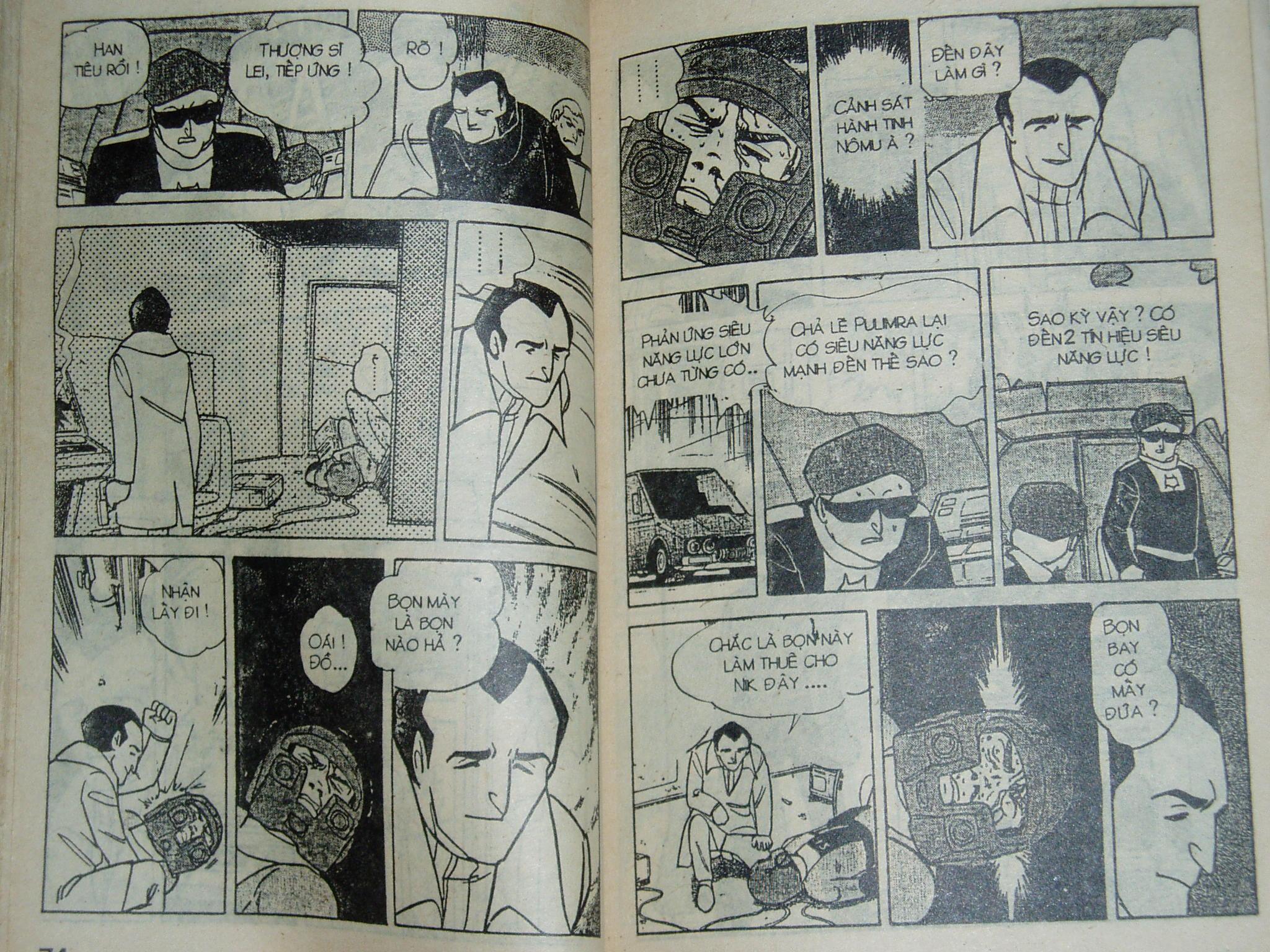 Siêu nhân Locke vol 16 trang 36