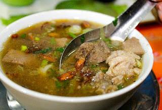 Resep dan cara membuat coto Makassar
