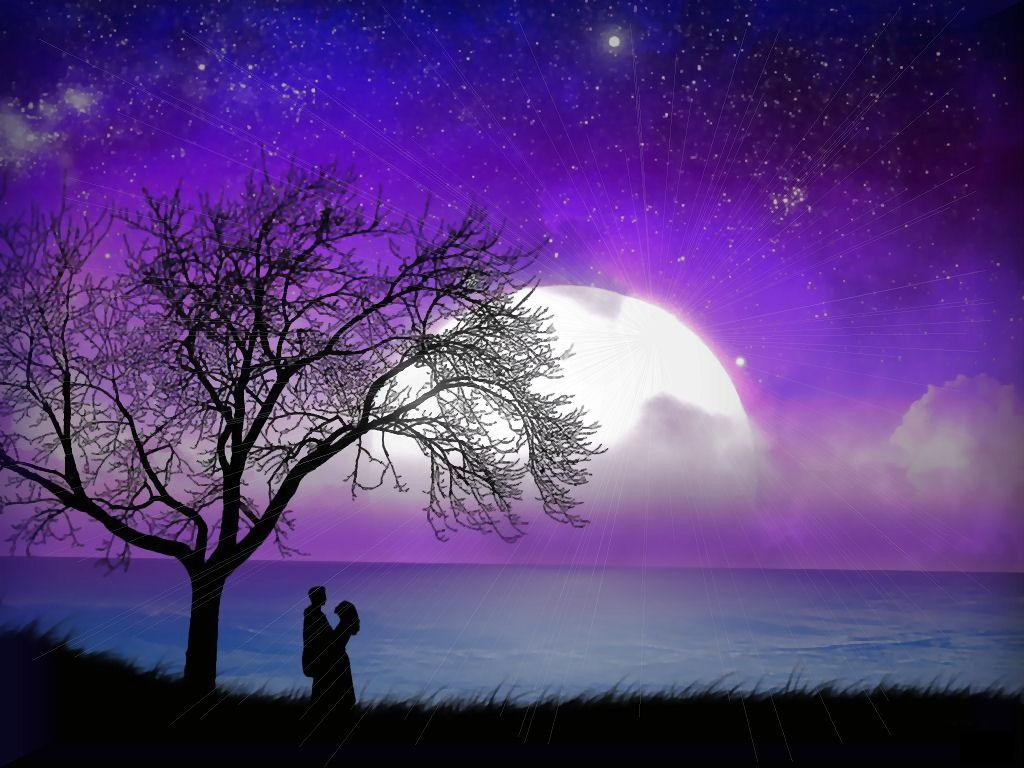 nature wallpapers backgrounds lover lovers night romance romantic lovely ke forever into only amazing am