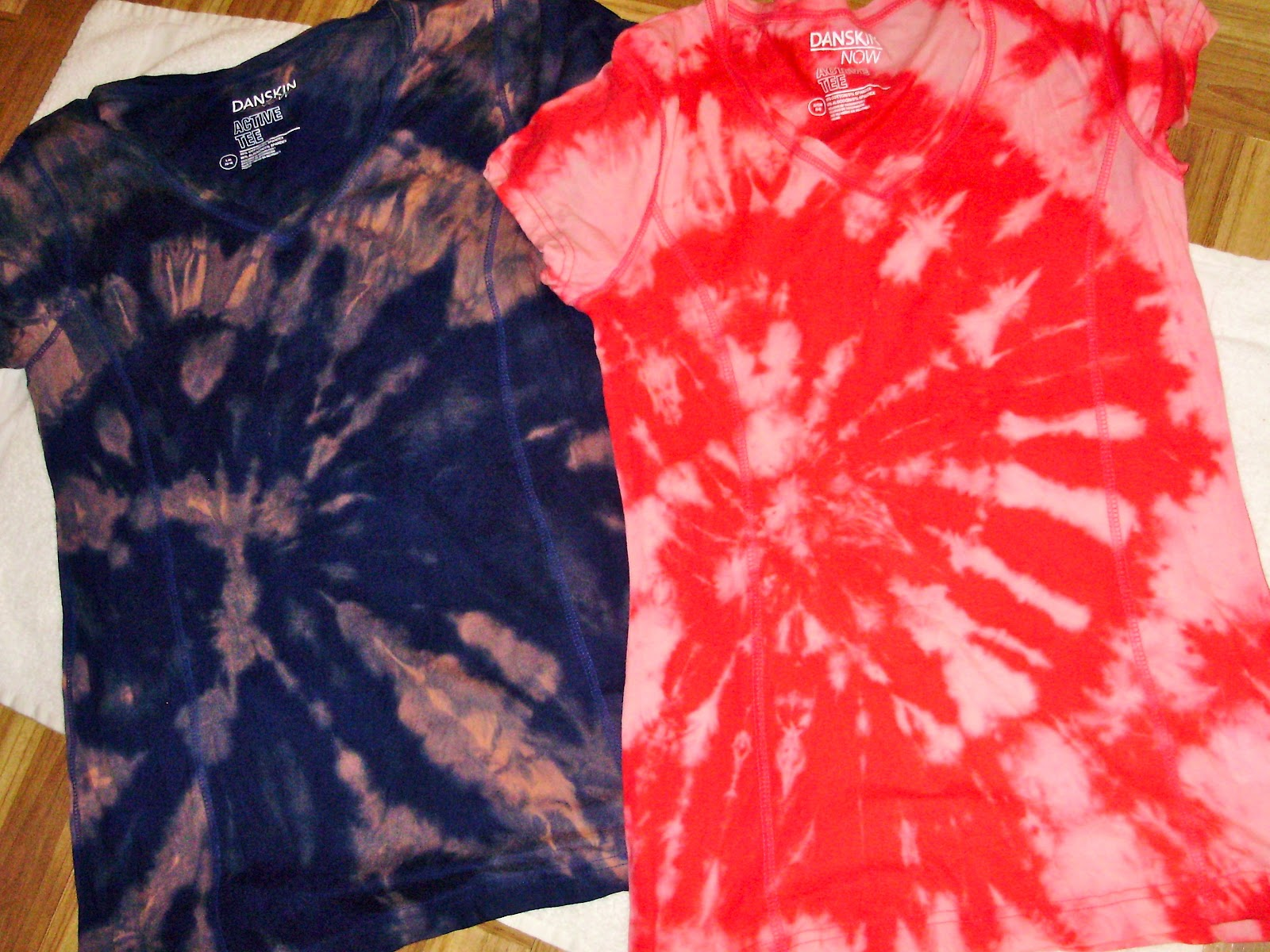 Here S To Handy Andy Bleach Tie Dye