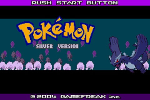 Pokemon Mercury (Silver)