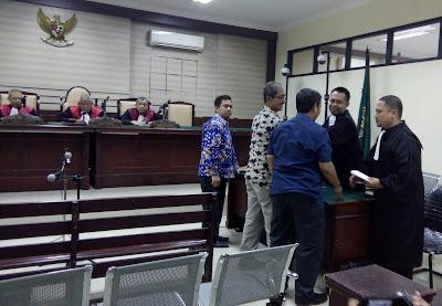 kasus OTT Kota Mojokerto, Vonis Hakim Dibawah Tuntutan, JPU KPK : Pikir-Pikir