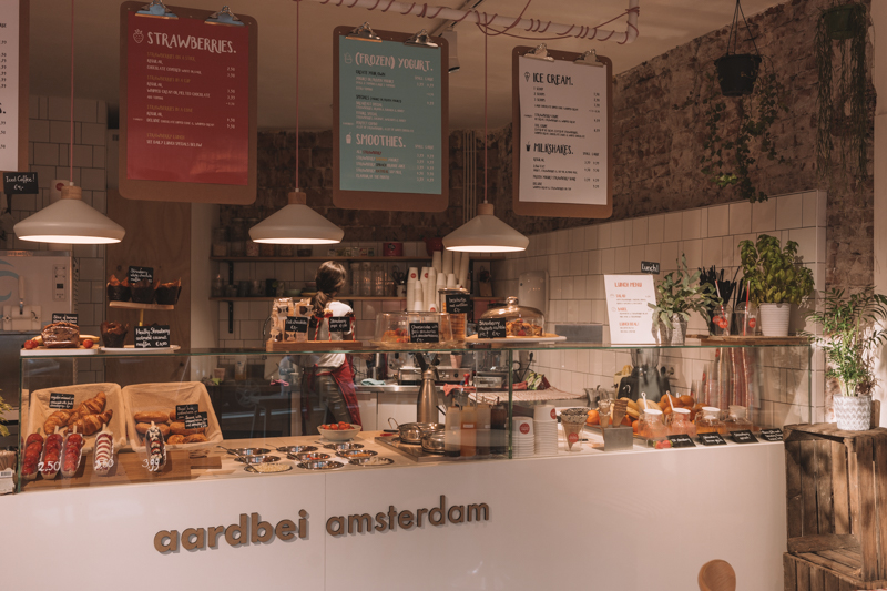 Quirky Places to eat in Amsterdam