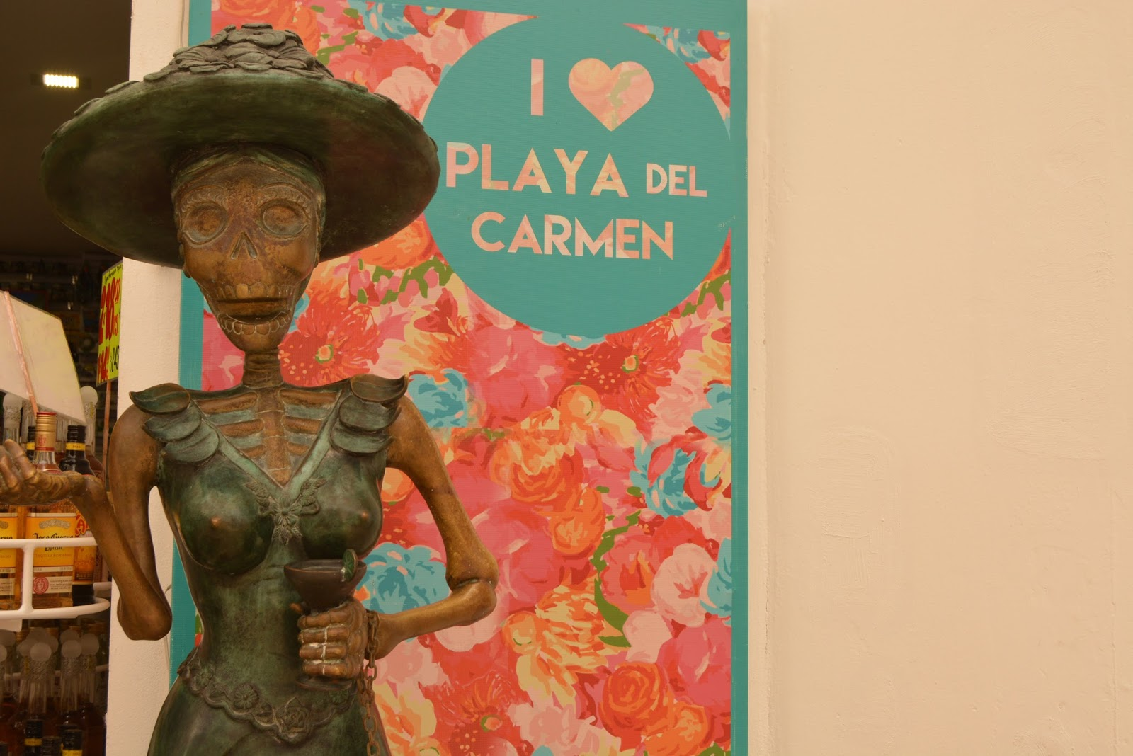 playa del carmen, playacar, riu tequila, holiday, mexico, traveling, travel, 5th ave, shopping, day of the dead