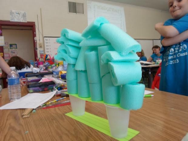 Growing Stem Classroom Challenge. Build