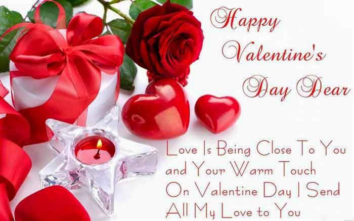 valentines messages for loved ones