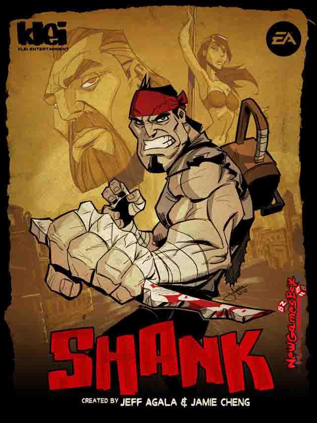 Shank - trò chơi dành cho lứa tuổi nhỏ >> Game HoIT Asia