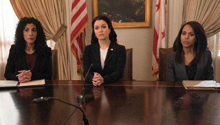 Scandal - Episode 7.17 - Standing in the Sun - Promo, Sneak Peek, Promotional Photos + Press Release