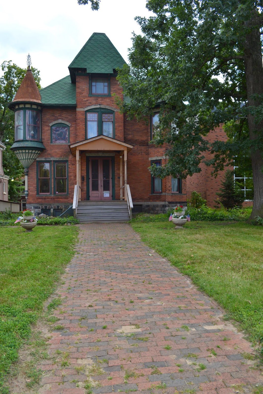 Last Day Local: Kimball House In Battle Creek, Michigan