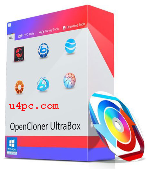 OpenCloner UltraBox 2.60 Build 227 Download Full Free Crack