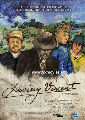 Loving Vincent 2017 English 720p WEB-DL 750MB