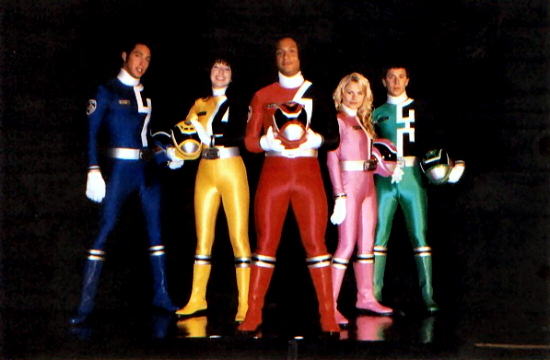 Henshin Grid Where Are The Power Rangers In The Fictional