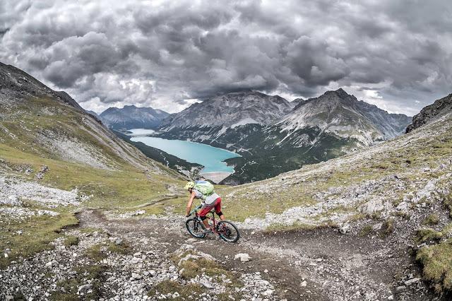 Downhill Valdidentro Monte delle Scale Croce