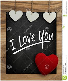 Message d'amour je t'aime a sa femme