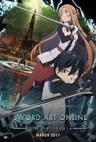 SWORD ART ONLINE THE MOVIE : ORDINAL SCALE